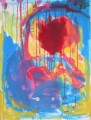"""The Sage  Nr. 7 aus dem 10-teiligen Zyklus """"Bilder einer Ausstellung"""" nach Mussorgsky / Emmerson, Lake & Palmer   - Acryl auf Leinwand 80 x 60 2005"""