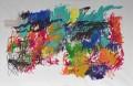 Mendelssohn/Reimann, Acryl auf Leinwand, 250 cm x 160 cm, 2017